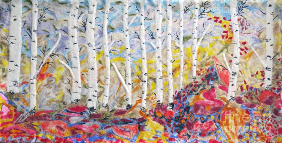 Birch Paradise by Heather Hennick
