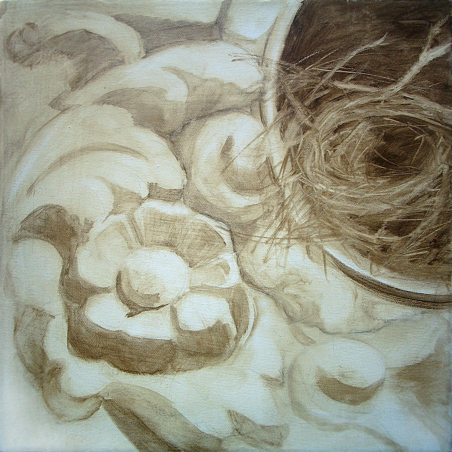 Bird Nest 2 by Kathryn Donatelli