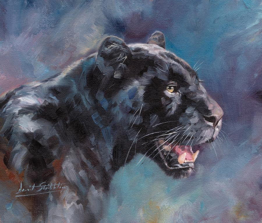 91377e970af6f Black Panther by David Stribbling