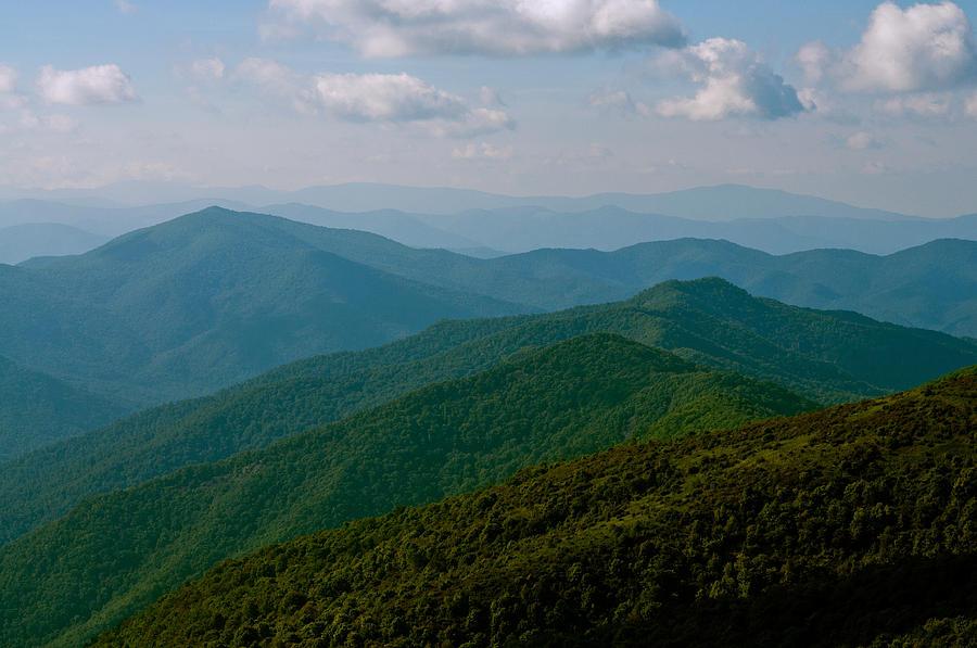 Blue Ridge Mountains Nc