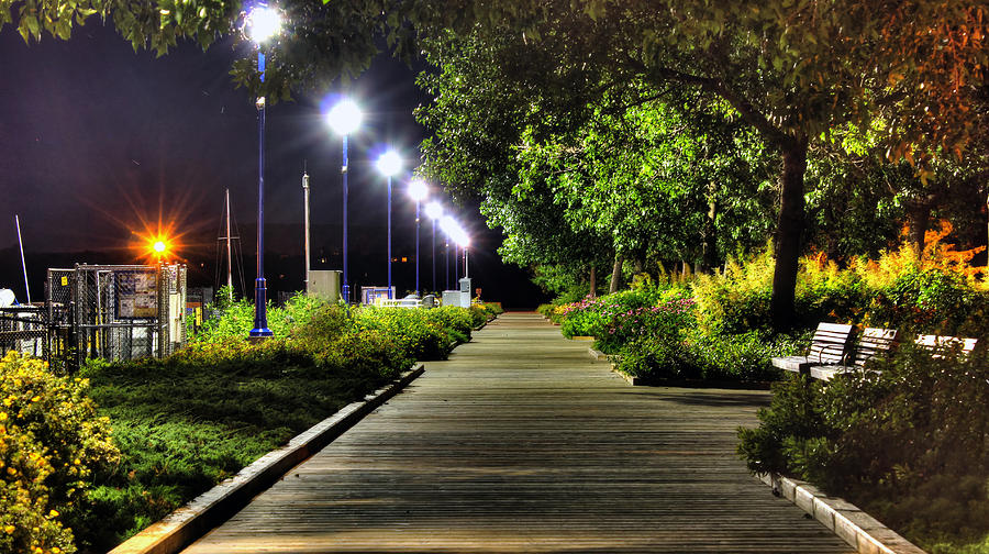 Boardwalk by Ric Potvin