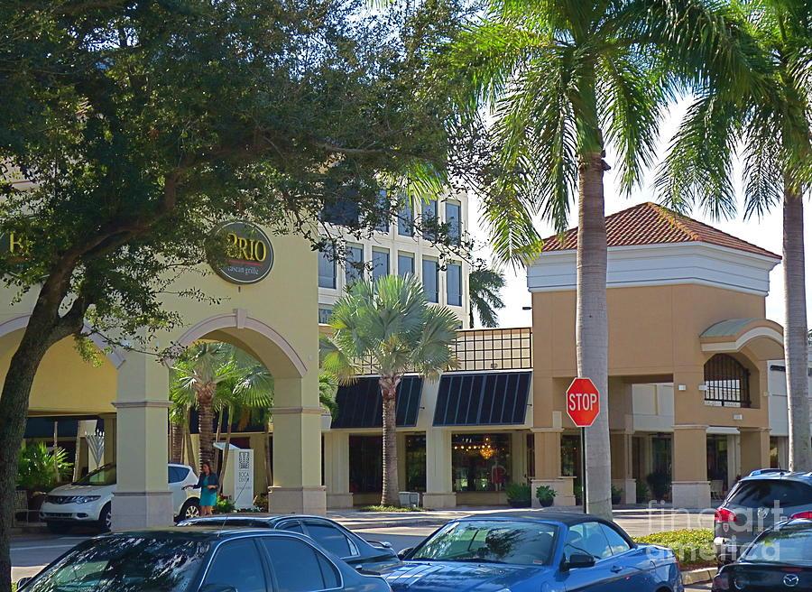 Boca Raton Shopping >> Boca Center Boca Raton Florida Upscale Retail Shopping Center