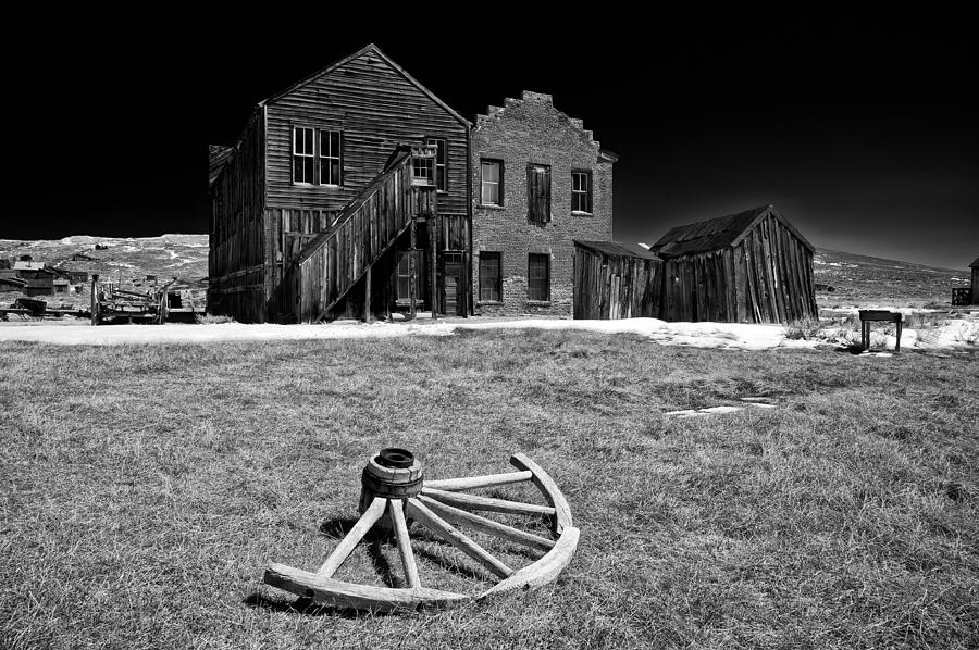 Bodie Photograph - Bodie by Cat Connor