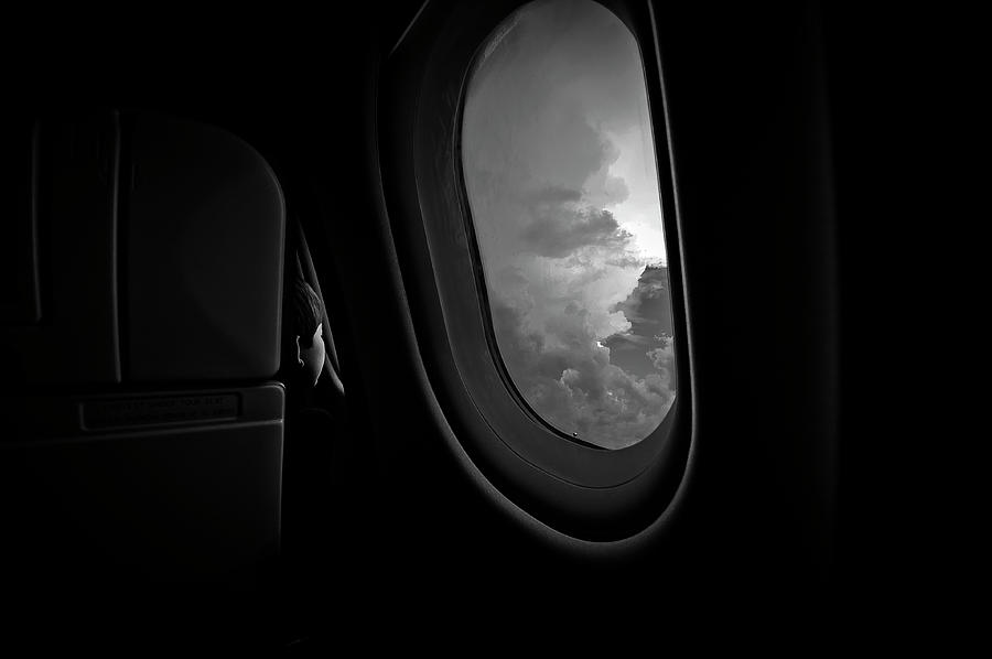 Cloud Photograph - Bonding With God by Carmit Rozenzvig