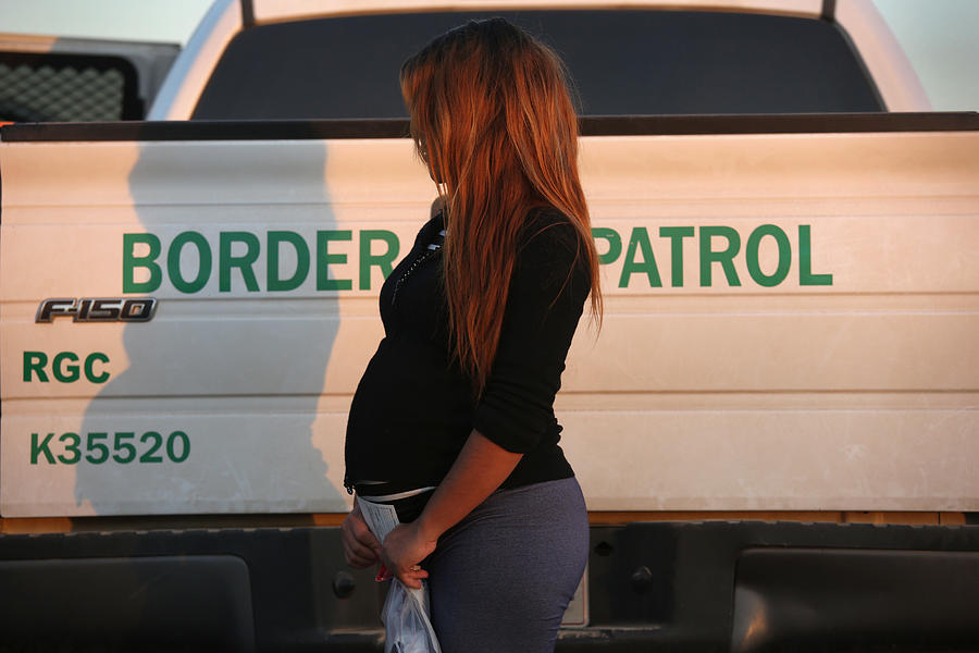 Border Security Remains Key Issue In Presidential Campaigns Photograph by John Moore