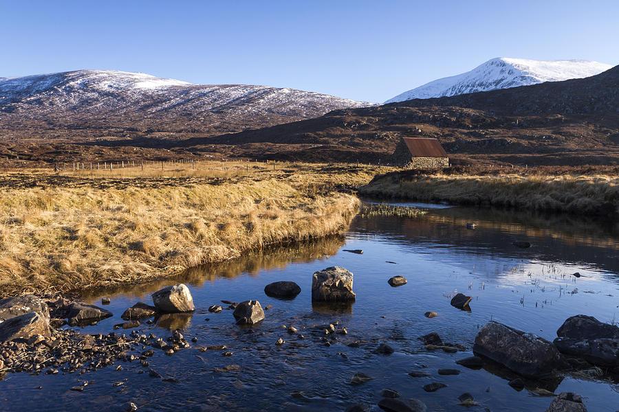 Scotland Photograph - Bothy by Karl Normington