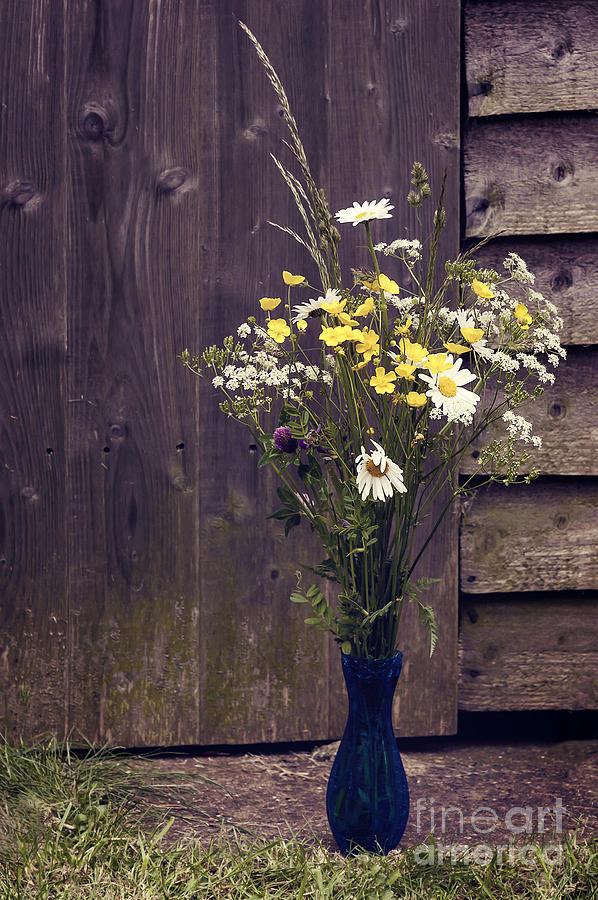Anniversary Photograph - Bouquet by Svetlana Sewell