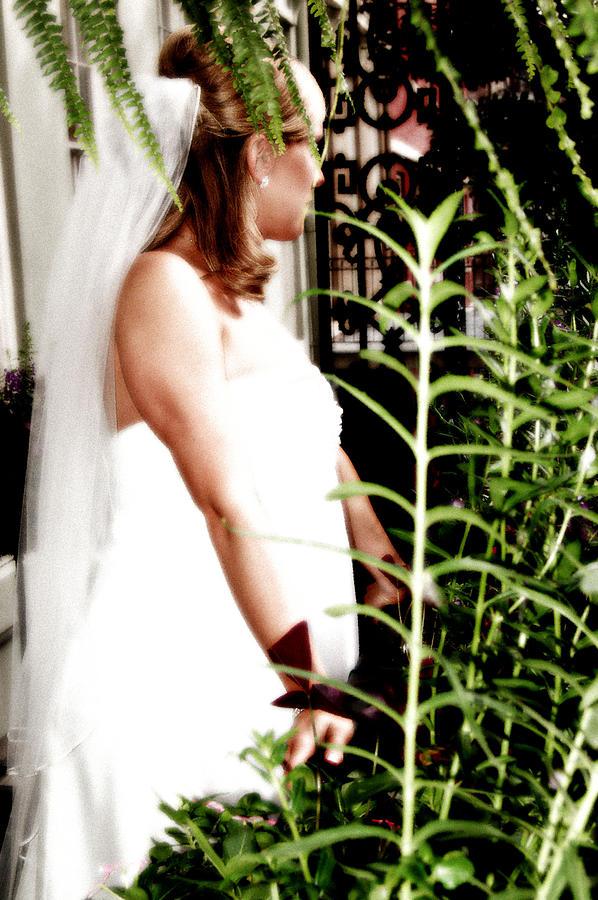 Bride Photograph - Bride by Brett Kurtz