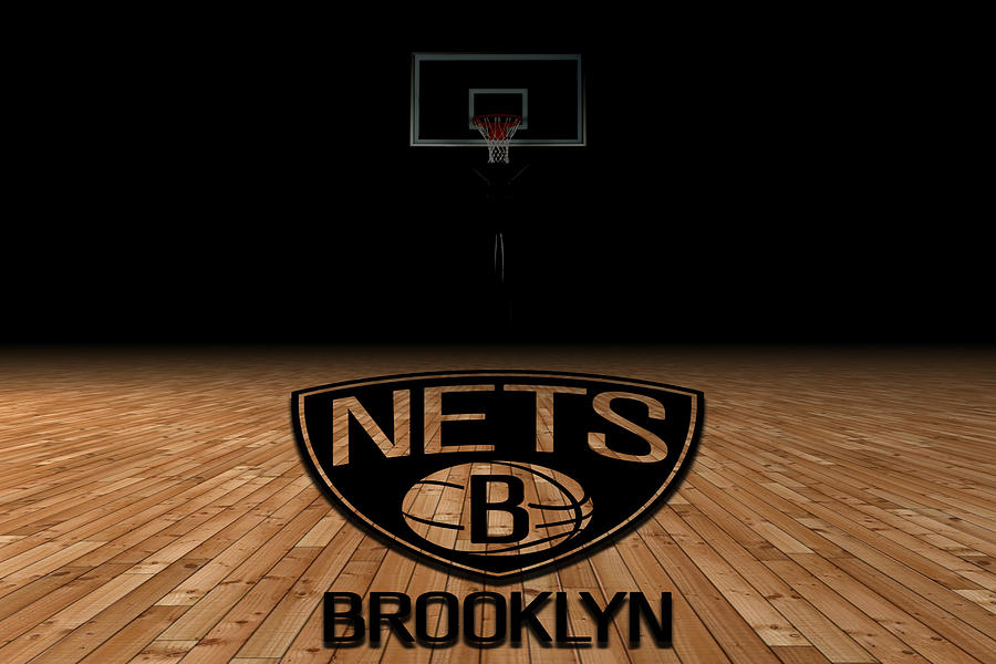 Nets Photograph - Brooklyn Nets by Joe Hamilton