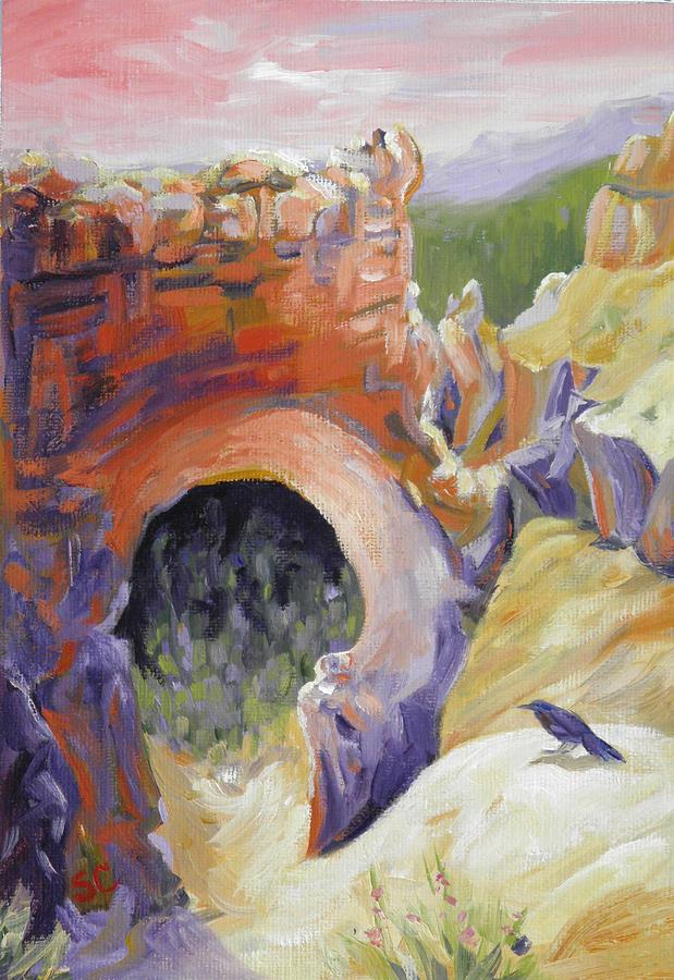 Bryce Canyon Arch Utah by Sharon Casavant