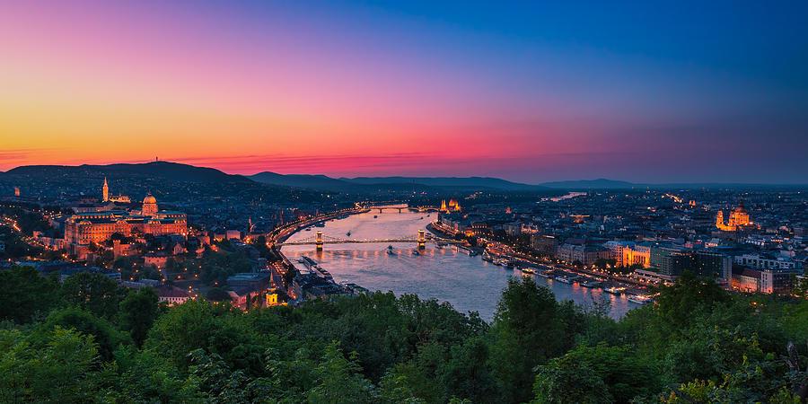 Budapest Photograph - Budapest 03 by Tom Uhlenberg