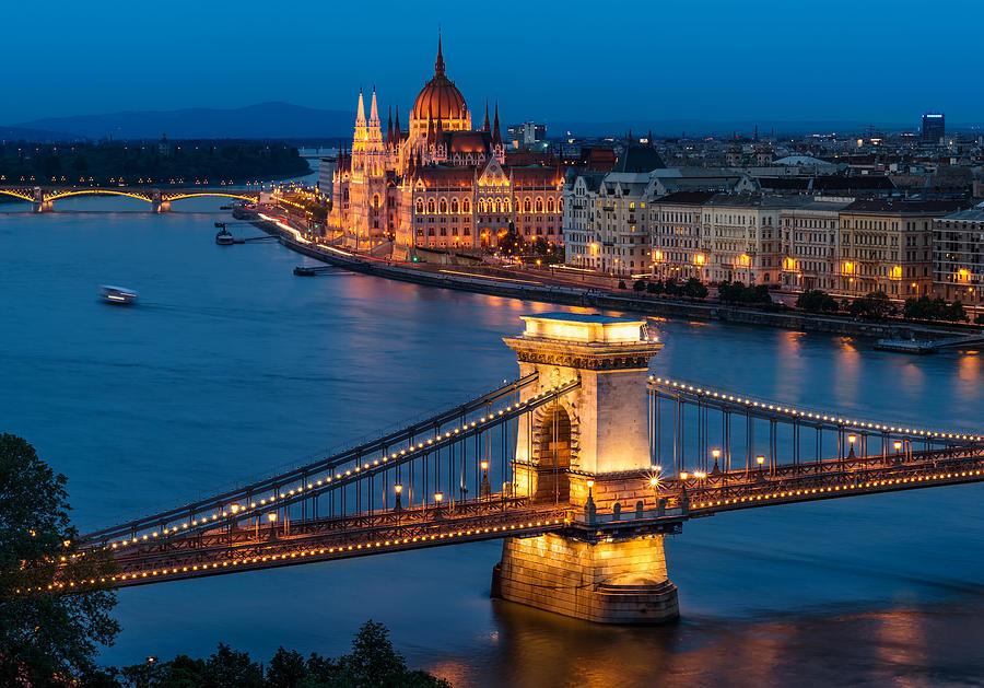Budapest Photograph by Thomas D M??rkeberg