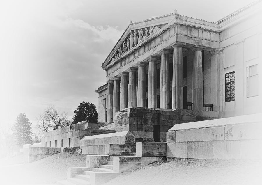 Buffalo Photograph - Buffalo History Museum  by Peter Chilelli