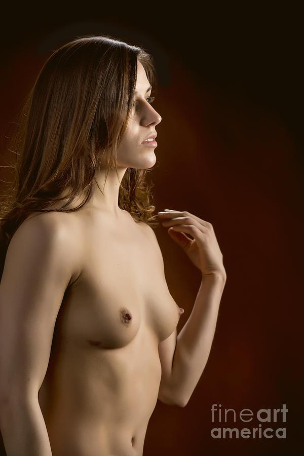 Exhibition amateur naked women