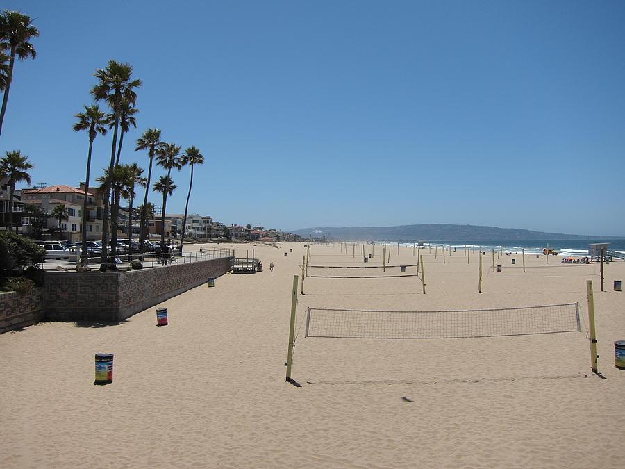 Beach Photograph - Ca Beach - 12121 by DC Photographer