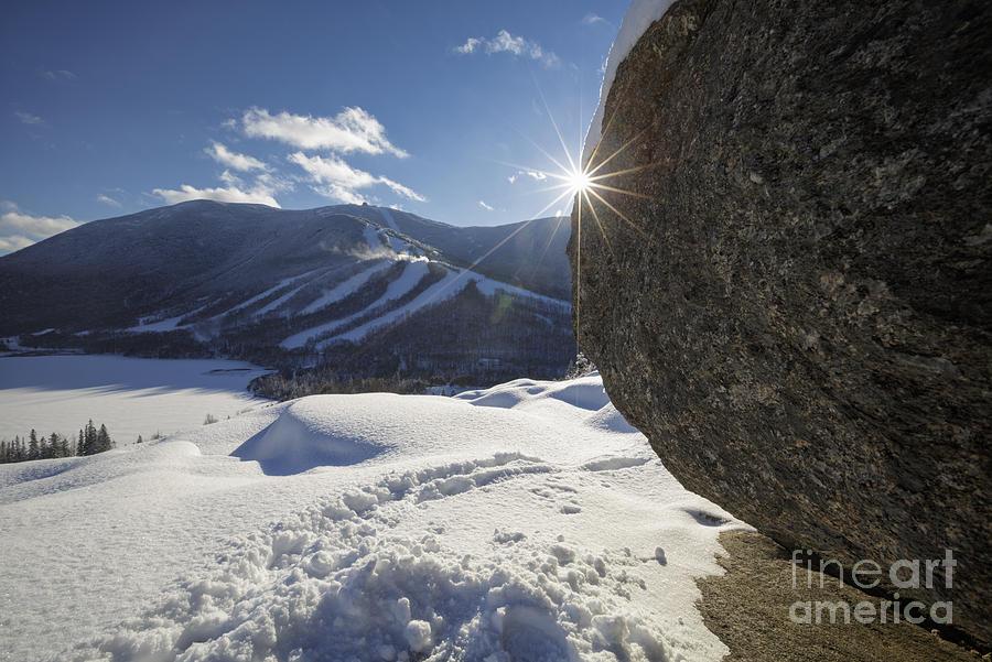 Cannon Mountain Photograph - Cannon Mountain - White Mountains New Hampshire by Erin Paul Donovan