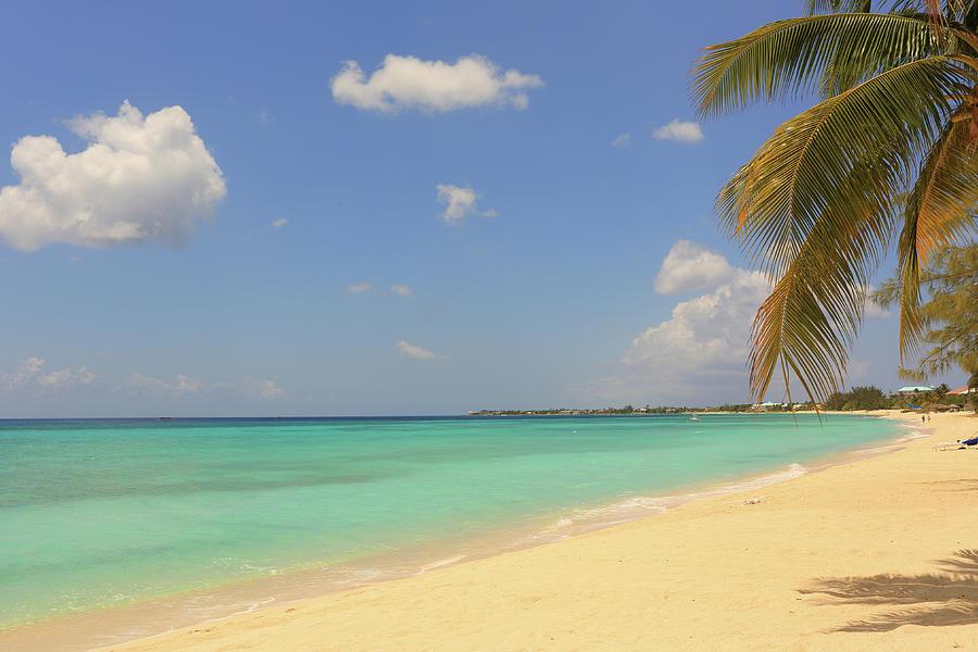 Caribbean Dream Beach Photograph by Shunyufan