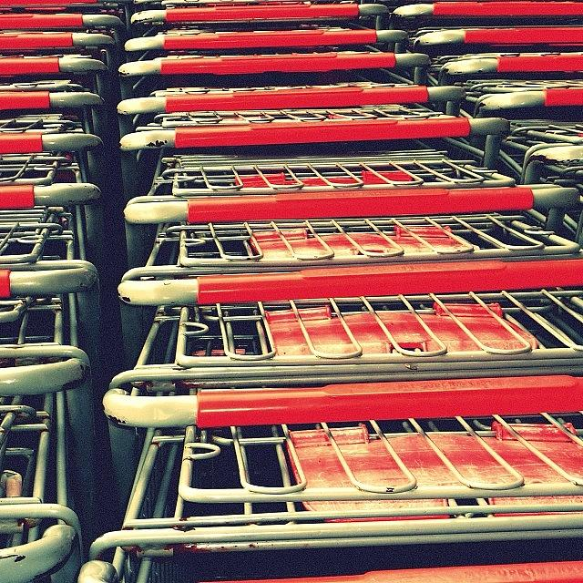 Carts! Photograph by Gia Marie Houck