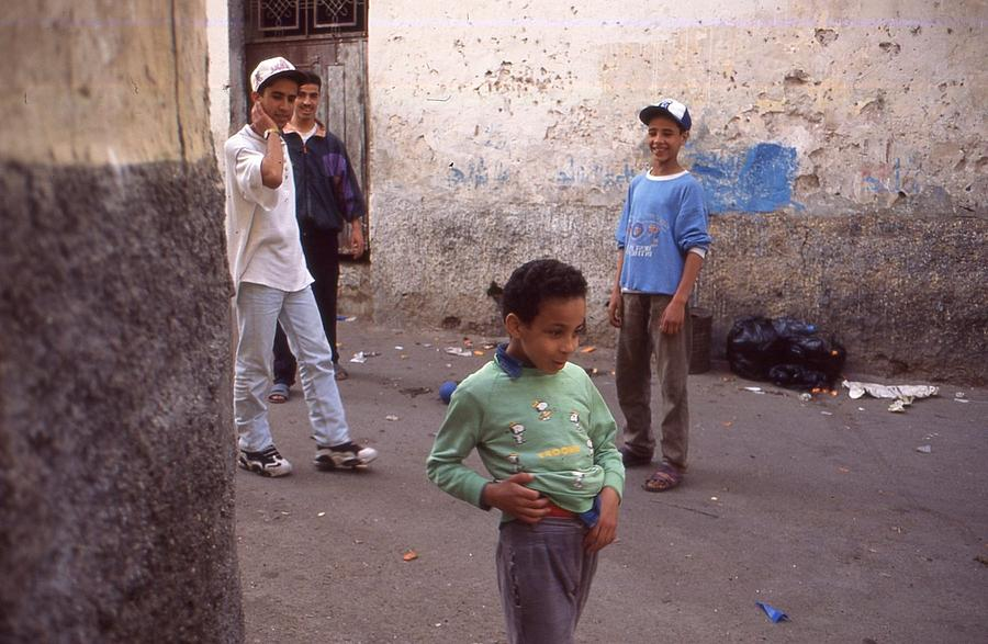 Casablanca Photograph - Casablanca 1996 by Rolf Ashby