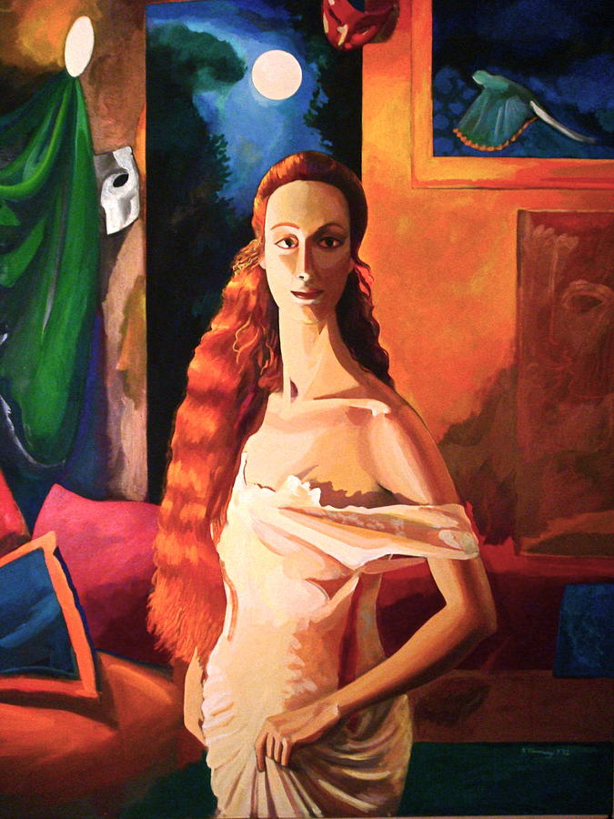 Cassandra Pastel by Susan Tammany