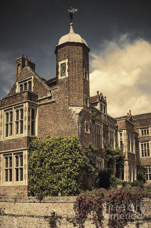 Abbey Photograph - Castle by Svetlana Sewell