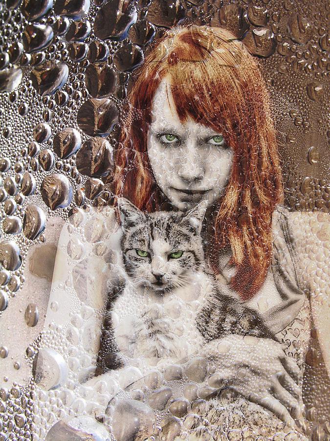 Friends Photograph - Cats by Joachim G Pinkawa