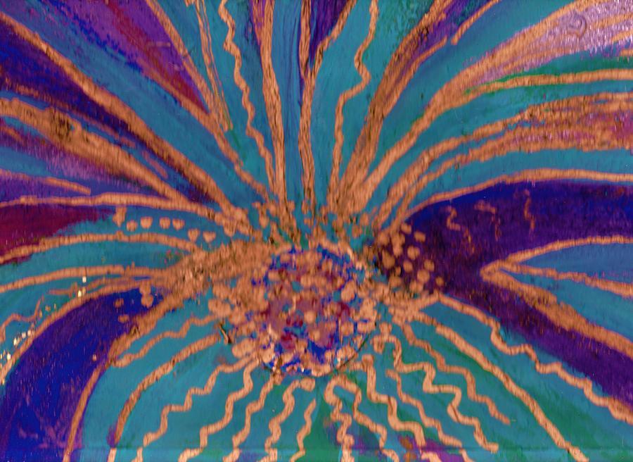 Celebrate Painting - Celebration by Anne-Elizabeth Whiteway