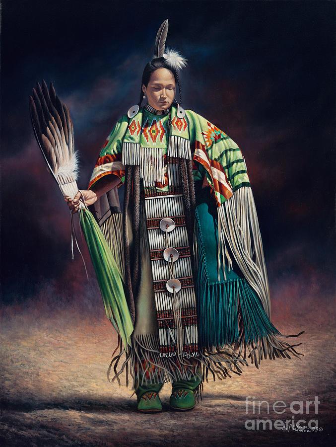 Ceremonial Rhythm Painting