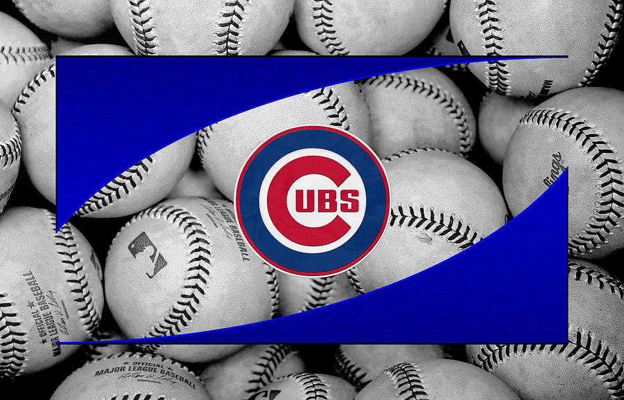Cubs Photograph - Chicago Cubs by Joe Hamilton