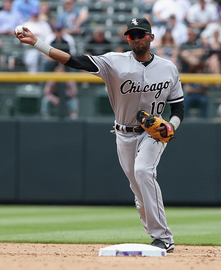 Chicago White Sox V Colorado Rockies Photograph by Doug Pensinger