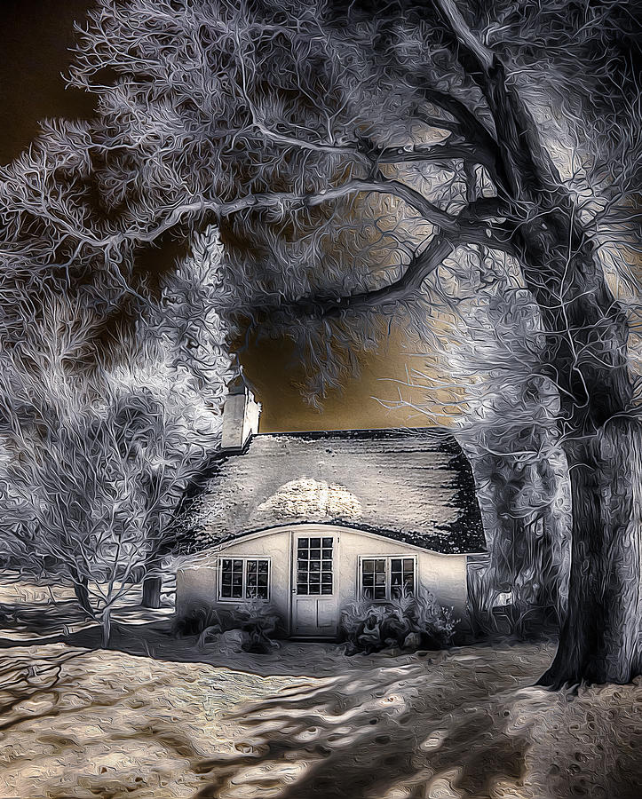 Children's Cottage by Steve Zimic