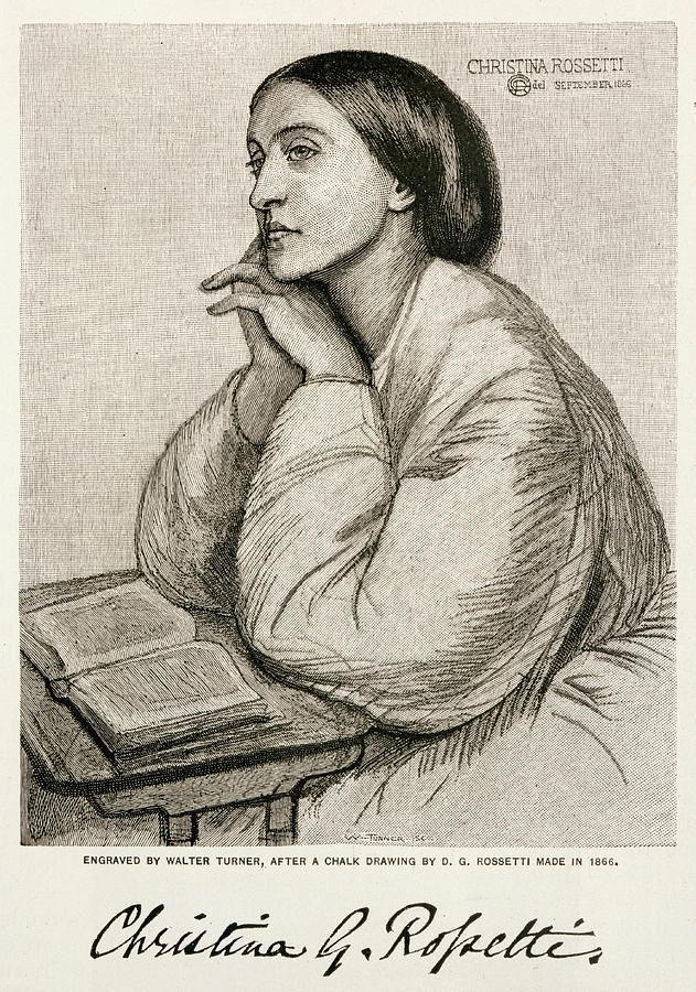 Christina Rossetti photo #6437, Christina Rossetti image