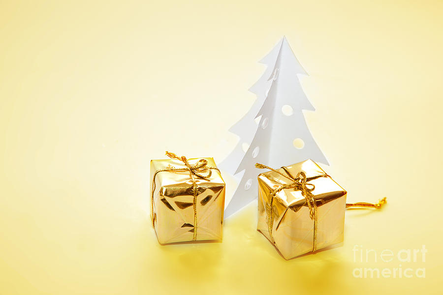 Christmas Photograph - Christmas Decorations by Michal Bednarek