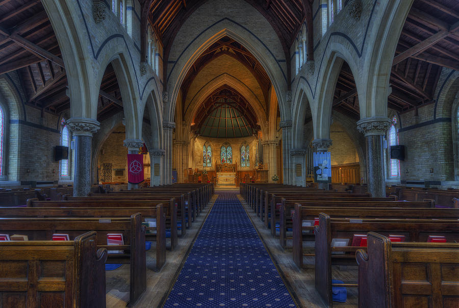 Church Photograph - Church Of Our Saviour by Ian Mitchell