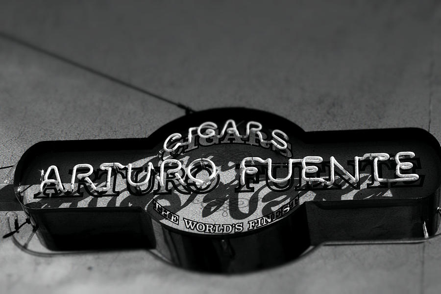 Abstract Photograph - Cigars by Christopher Jones