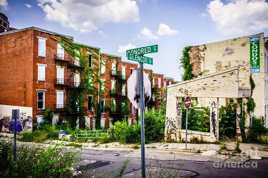 America Photograph - Cincinnati Glencoe-auburn Place Picture by Paul Velgos