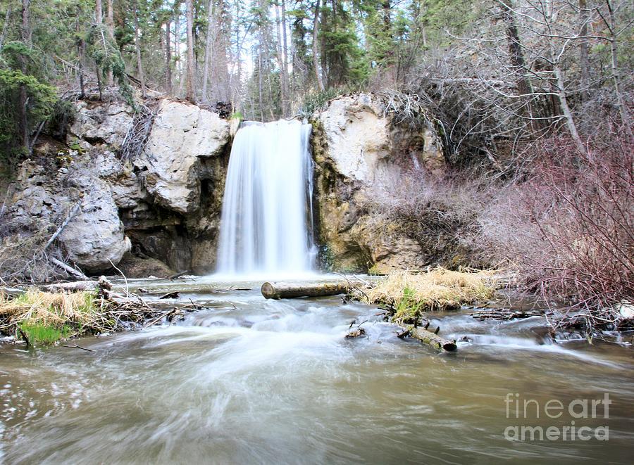 Clinton Falls Photograph