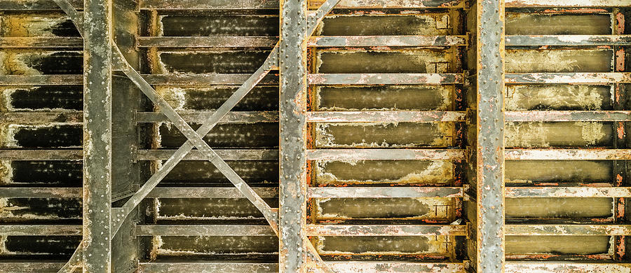 Horizontal Photograph - Close-up Of A Weathered Wall, Los by Panoramic Images