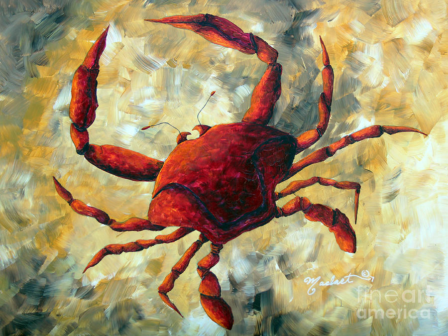 Contemporary Large Crab Wall Decor Sketch - Wall Art Collections ...