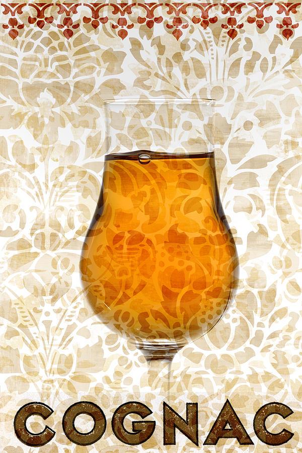 Cognac Mixed Media - Cognac by Frank Tschakert