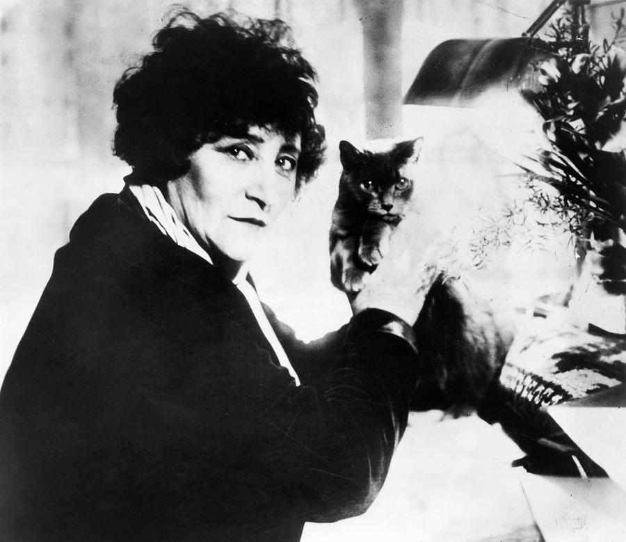1932 Photograph - Colette (1873-1954) by Granger