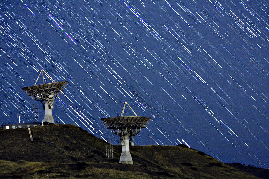 Communications To The Stars Photograph by James BO  Insogna