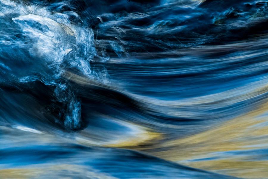 Cool Splash Photograph by Ronald Hunt