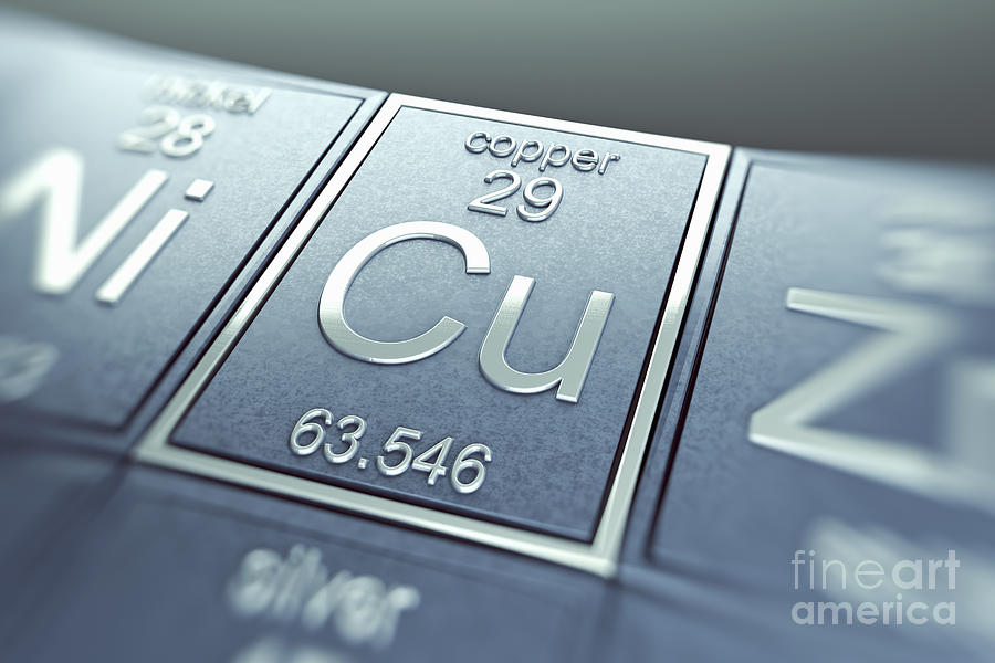 Chemistry of Copper, the Transition Metal | Science Facts