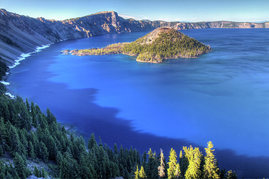 Crater Lake, Oregon Photograph by Pierre Leclerc Photography