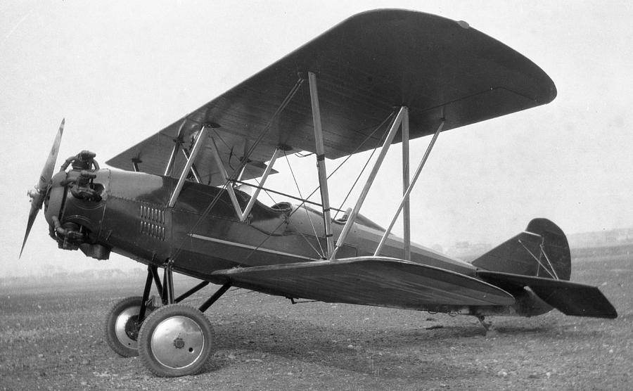 Curtiss Photograph - Curtiss Travelair J-6 Wright Engine by Hank Clark