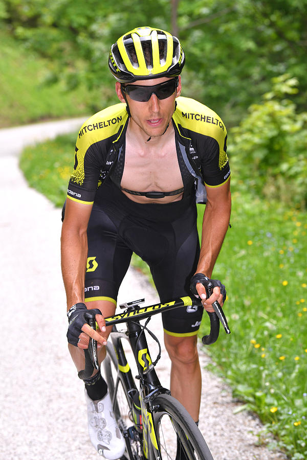 Cycling: 70th Criterium du Dauphine 2018 / Stage 6 Photograph by Tim de Waele