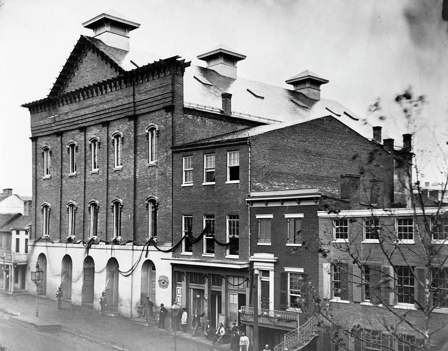 1865 Photograph - D by Granger