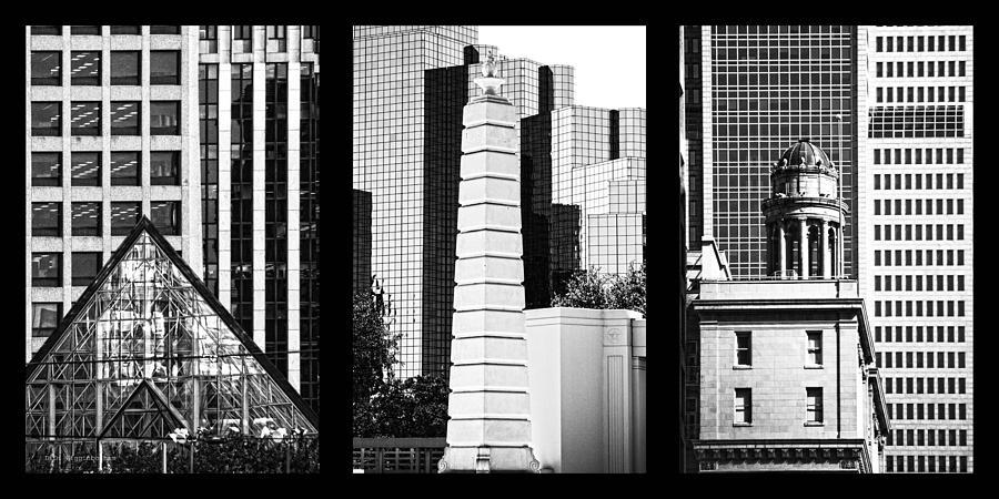 Dome Photograph - Dallasymbology by DiDi Higginbotham