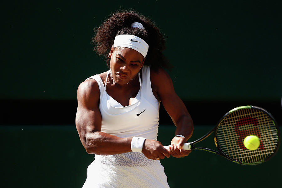 Day Ten The Championships - Wimbledon Photograph by Julian Finney